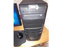 Gaming PC for sale. i5 3.4Ghz, 8g RAM, 1000Gb drive, GT 730 2gb graphic