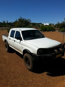 2000 Mitsubishi Triton Ute Cowaramup Margaret River Area Preview