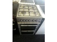 FLAVEL 60CM WIDE DOUBLE OVEN GAS COOKER