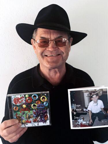 MICKY DOLENZ DIRECT 2U! NEW ITEMS #1 - SIGNED CHRISTMAS CD + HOLIDAY CARD BUNDLE