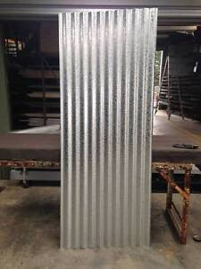 Galvanised Iron Corrugates Sheets Chirnside Park Yarra Ranges Preview