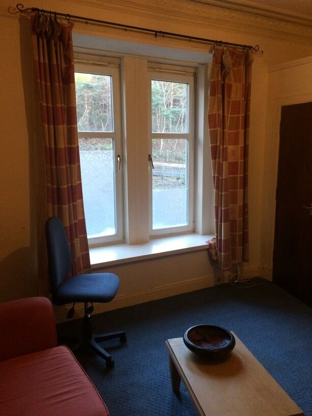 BEAUTIFUL GROUND FLOOR, 1 BEDROOM STUDENT FLAT, WEST END, DUNDEE(172LRGL)