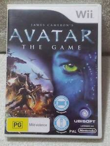Avatar Wii Game Elizabeth Vale Playford Area Preview