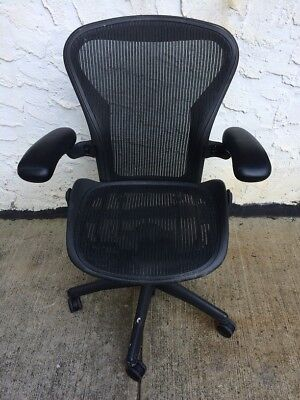Used Herman Miller Aeron Chair Size B Adjustable ----------------pick-up Only