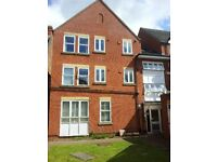 Two bedroomed first floor flat in Newport