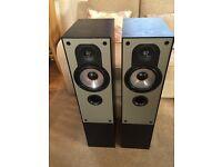 Paradigm monitor 5, 100W Per Chanel, floor standing super sound quality speakers.
