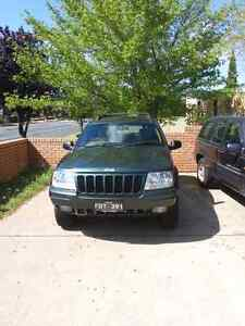 Price Drop for quick sale Jeep Grand Cherokee 2000 Gosford Gosford Area Preview