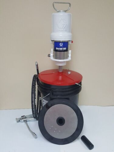 Graco 35# Grease Pump System 300 Series Fireball Re-manufactured 50:1