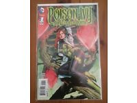 DC Poison Ivy: Cycle of Life and Death Incomplete (1 Missing) Perfect Condition
