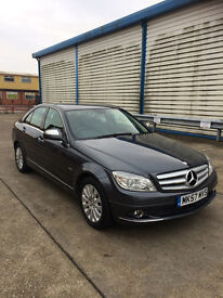 REDUCED TO £5000 Mercedes Benz c220 cdi Elegance C Class 2ltr Deisel