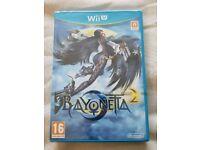 Bayonetta 2 Wii U game NEW AND SEALED