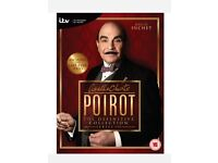 Poirot complete DVD collection - unopened
