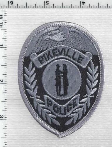Pikeville Police (Kentucky) 1st Issue Officer Cap/Hat Patch