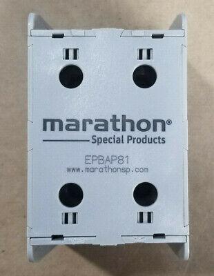 Marathon Special Products Epbap81 Enclosed Power Distribution Block