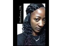 HairPassion_UK Celebrating Afro Hair (braids & twists)