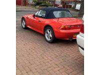 Bmw z3 1997 perfect summer car MOT untill jan 2022