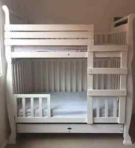 Custom Made Cot Sized Bunk Bed North Bondi Eastern Suburbs Preview