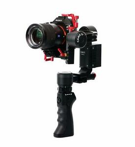SALE - Brand New CAME-Optimus 3 Axis Camera Gimbal Full Package - Free Shipping - Authorized CAME-TV Dealer