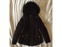 H & M maternity coat