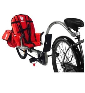Weehoo Venture Bike Trailer and Trailer Bike for Kids