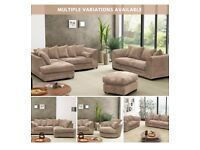 BRAND NEW SOFAS SAME DAY DELIVERY AVAILABLE