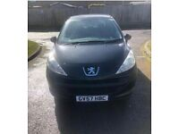 Peugeot, 207, Hatchback, 2007, Manual, 1360 (cc), 3 doors