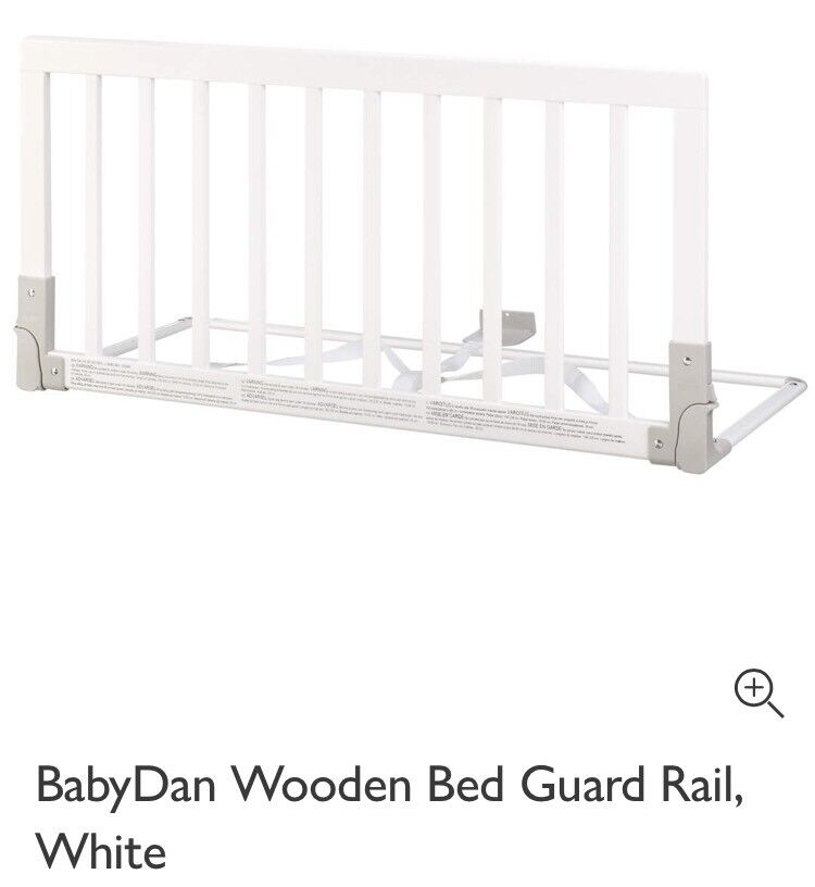 BabyDan Wooden Bed Guard
