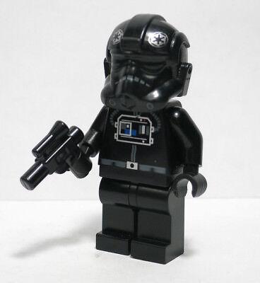 Tie Defender Pilot 8087 7958 Advent 2011 Star Wars Lego Minifigure Figure