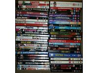 Over 150 Dvd's For Sale job lot
