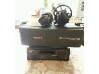 Sony 10 Cd changer stereo