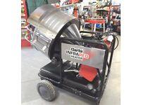 Clarke IRD40 Space Heater, Diesel / Paraffin