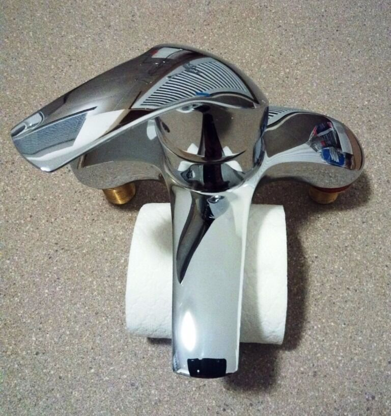 Bath Mixer Tap (Grohe Eurosmart Bath Filler - 25098000) as New | in ...