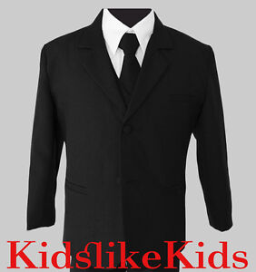 Boys-Suit-Black-Tuxedo-Infant-to-Teen-Sizes-2-3-4-5-6-7-8-10-12-14-16-18-20