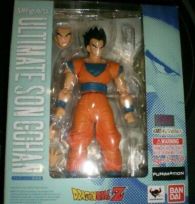 S.H. Figuarts Dragon Ball Z Ultimate Son Gohan Dragon Ball Z-ultimate Collection
