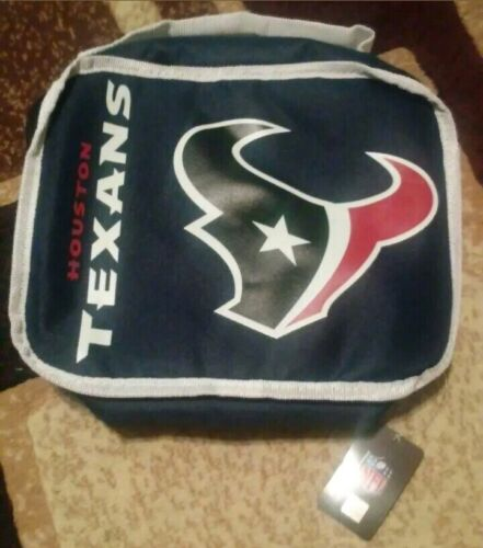 Houston Texans NFL Lunchbox New