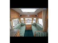 4 Berth Swift Island Tiree Caravan