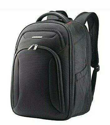 Samsonite Xenon 3 Large Backpack - Black Business & Laptop Backpack NEW