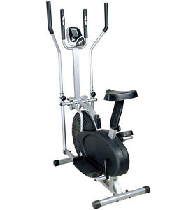 NEW-FITNESS-PRO-2-IN-1-ELLIPTICAL-CROSS-TRAINER-EXERCISE-BIKE