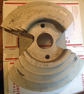 Greenlee Emt Rigid 12-1 14 Shoe 555dx 555cx Quad Smart Conduit Pipe Bender