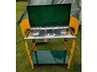 Gas Camping Stove - Parker 5522TA