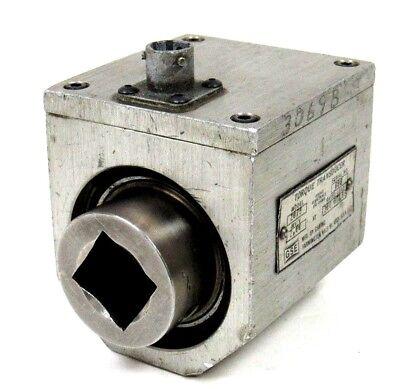 Used Gse 2075 Torque Transducer
