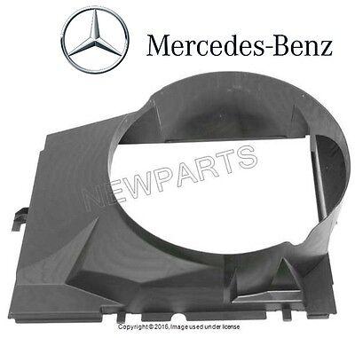 For Mercedes W210 E320 Fan Shroud Belt Driven Fan Between Radiator & Engine