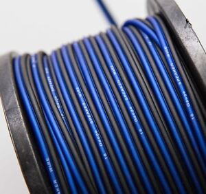 20 METRE 65 FT 16 GAUGE OVERSIZED SPEAKER WIRE 16 AWG CABLE 20M CCA 1.5mm2