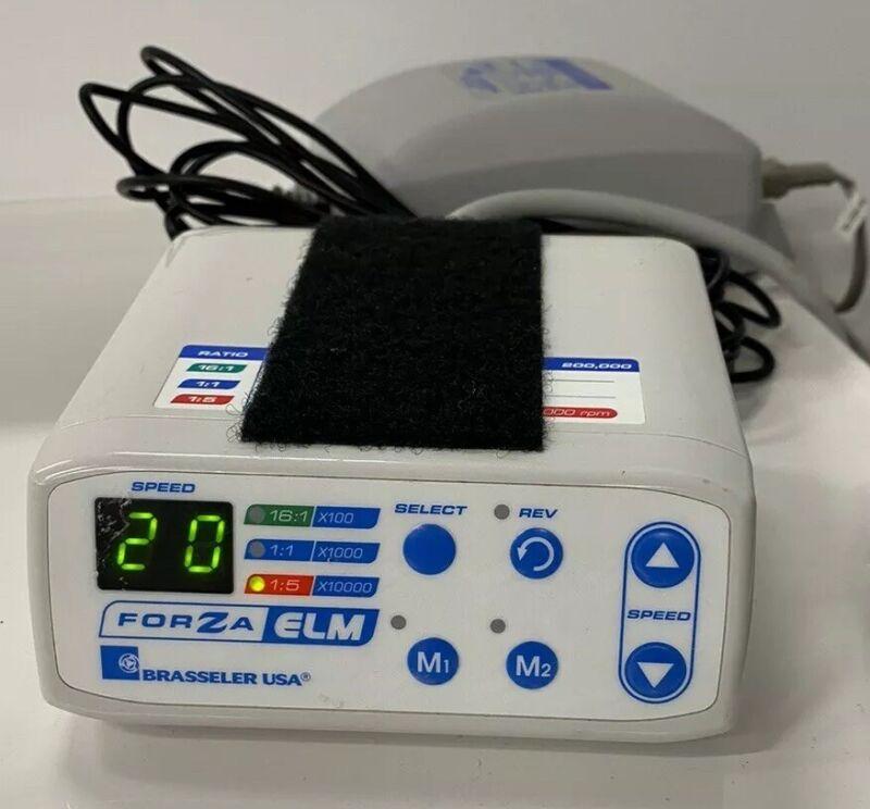 Forza ELM Dental Motor With AC Adaptor