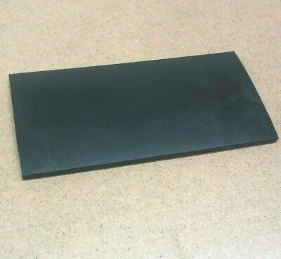 Buna-n Rubber Sheet Fuel Oil Resistant 14 Thk X 4 X 12 Rect Pad 60 Duro