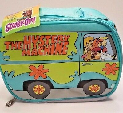 Scooby-Doo Mystery Machine lunchbox
