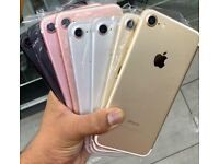 iPhone 7 32GB Unlocked Immaculate condition Any colour🏴(No PayPal No Postage)!!