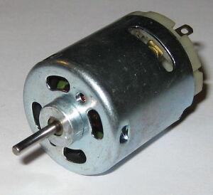 Sun motor 3 v dc hobby toy motor 5000 rpm use with r c for Best dc motors for robots
