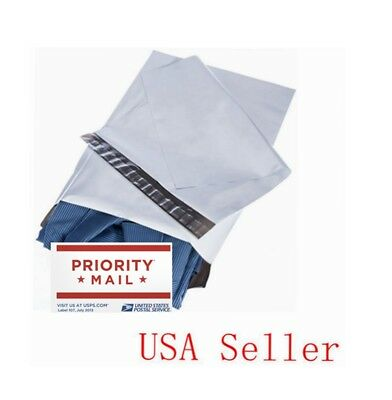 1000 7.5x10.5 Poly Mailer Plastic Shipping Bag Envelopes Polybags Polymailer