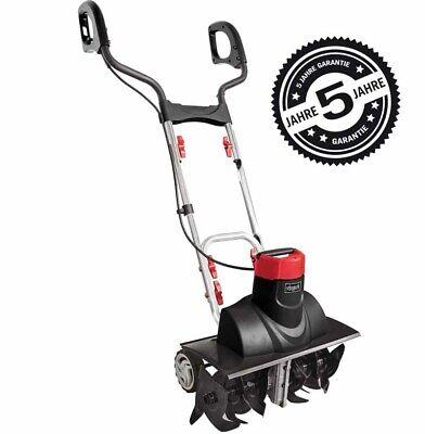 Scheppach MTE450 Elektro Bodenfräse Gartenhacke Kultivator Hacke Motorhacke